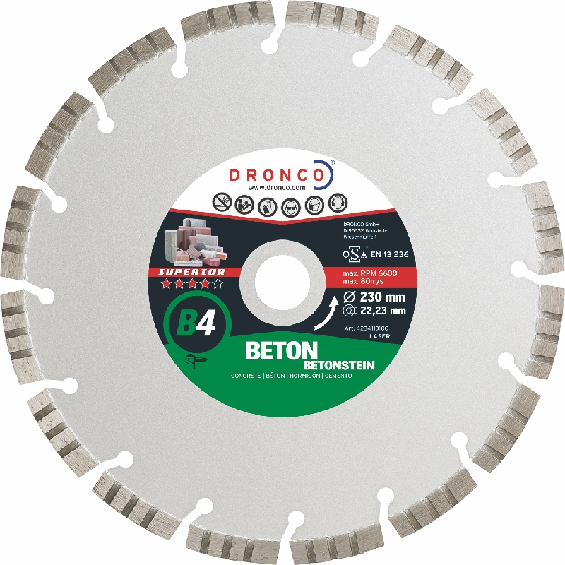 Concrete Cutting Blades