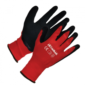 Latex Foam Grip Gloves